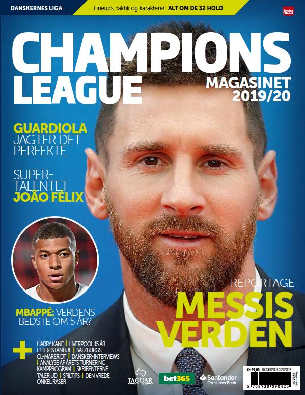 Champions League Magasinet