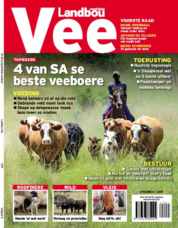 Landbou Vee