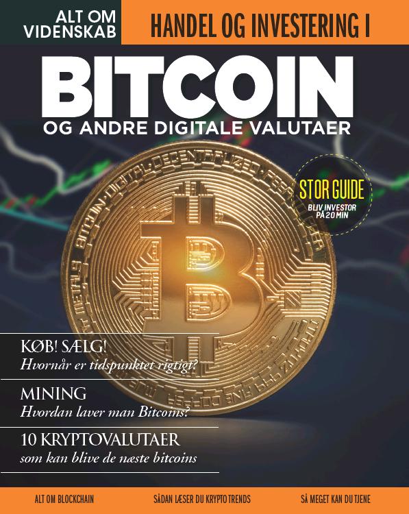 Bitcoin – og andre digitale valutaer (Denmark)
