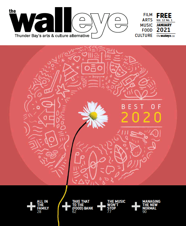 Click to read the latest issue of The Walleye Magazine