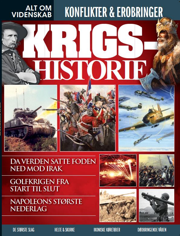 Krigshistorie (DK)