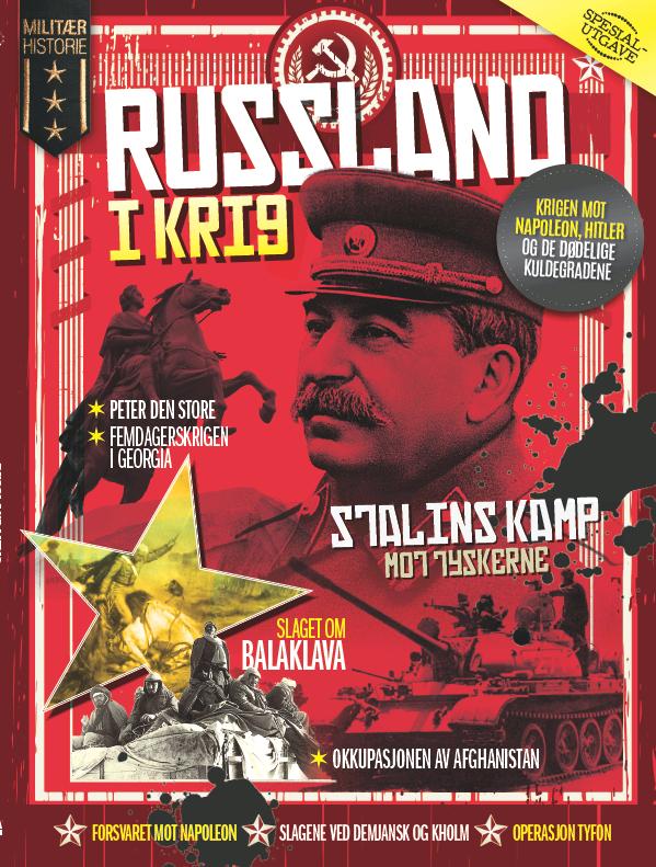 Russland i Krig