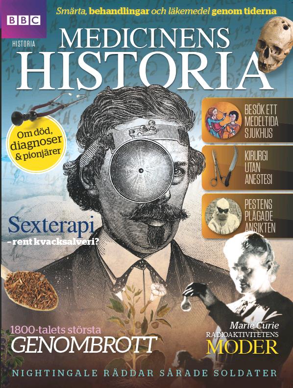 Medicinens Historia