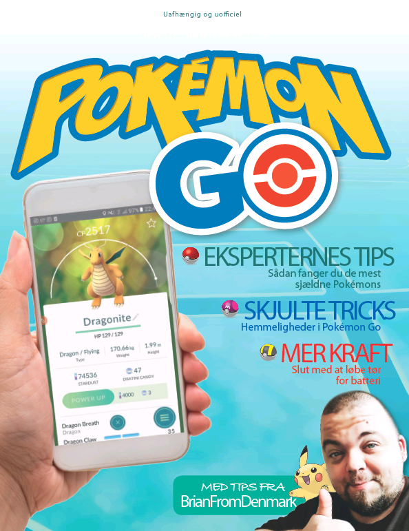 Pokémon GO (Denmark)