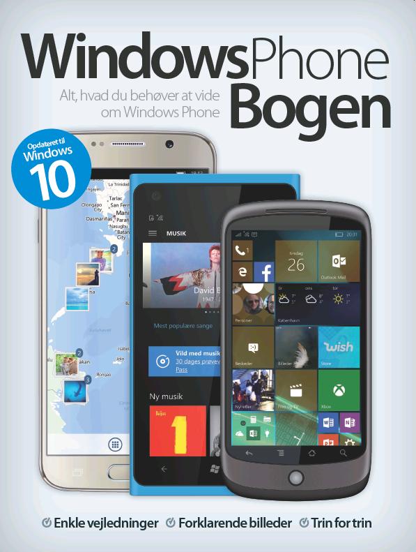 Windows Phone-bogen
