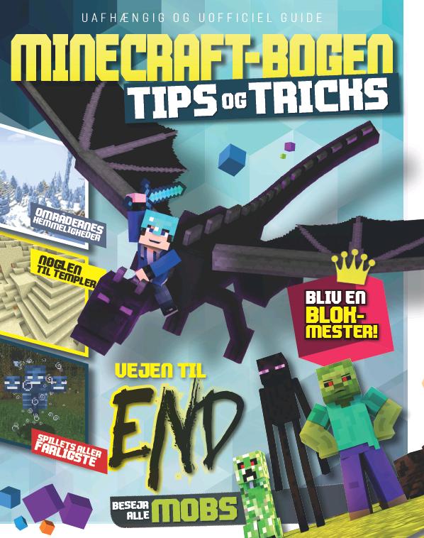 Minecraft-bogen - Tips og triks
