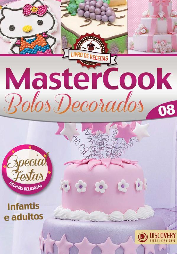 Livro de Receitas - MasterCook