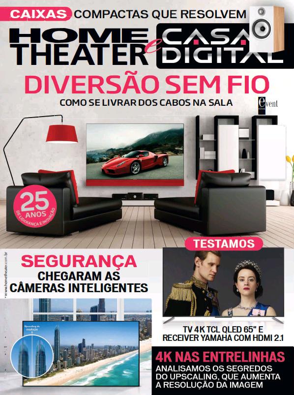 Home Theater e Casa Digital