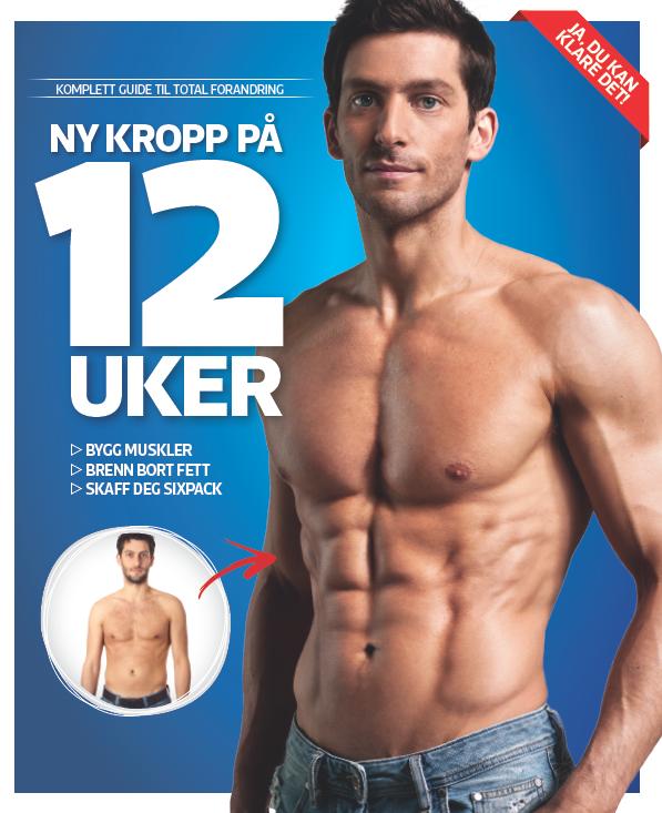 NY Kropp pa 12 Uker