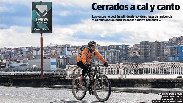 CERRADOS A CAL Y CANTO