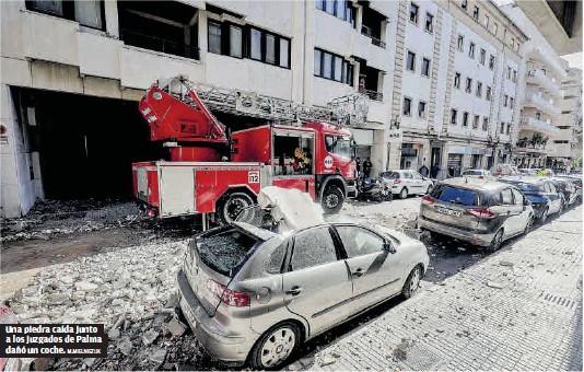 'HORTENSE' BARRE MALLORCA CON EFECTOS DEVASTADORES