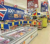 THE END OF THE GREAT BRITISH FOOD SHOP