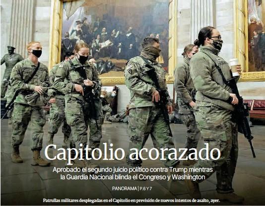 CAPITOLIO ACORAZADO