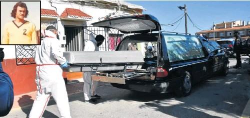 FALLECE 'HADI', APASIONADO DEL FÚTBOL