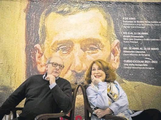 EL GALDÓS ENAMORADO LLEGA AL PRINCIPAL.