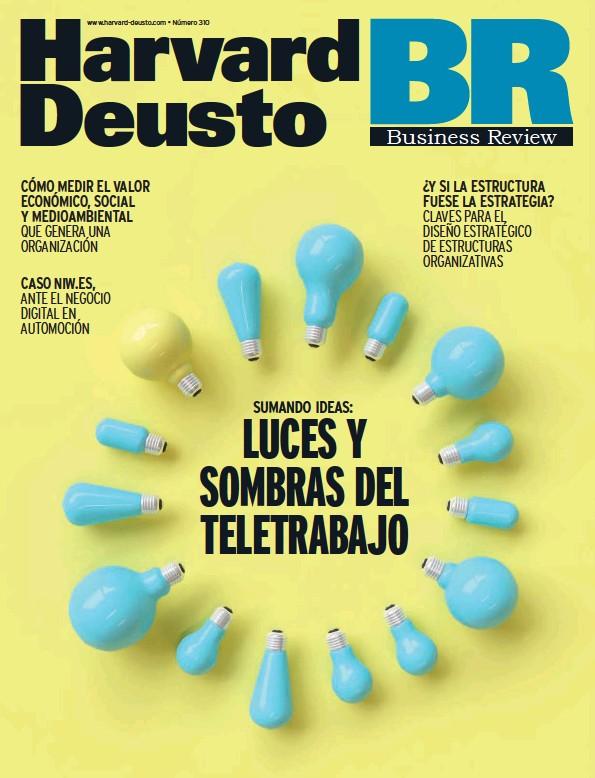 LUCES Y SOMBRAS DEL TELETRABAJO