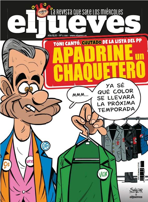 APADRINE CHAQUETERO