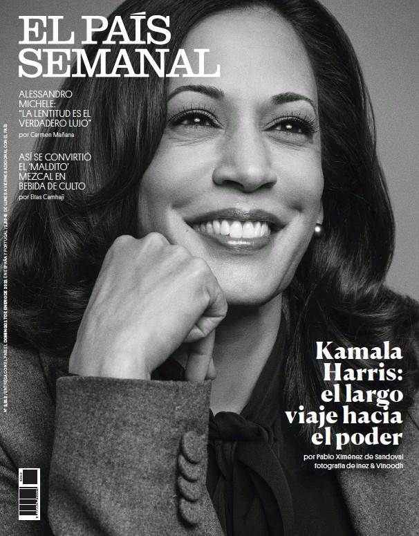 KAMALA HARRIS: EL LARGO VIAJE HACIA EL PODER