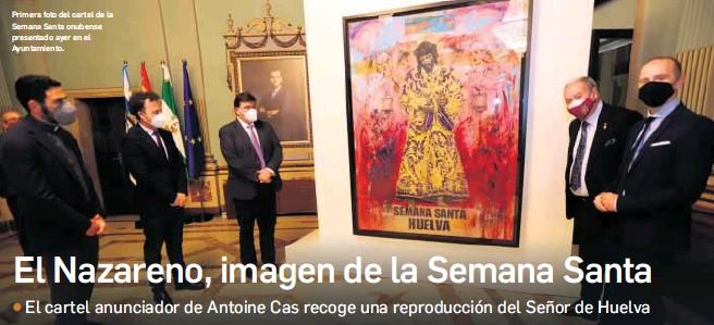 EL NAZARENO, IMAGEN DE LA SEMANA SANTA